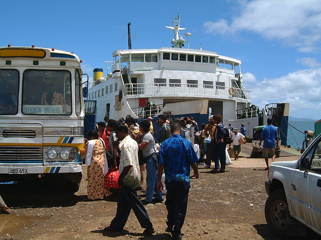 prices of ferries in fiji
