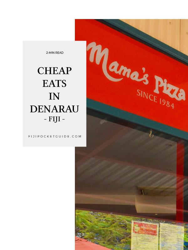 Top Cheap Eats in Denarau