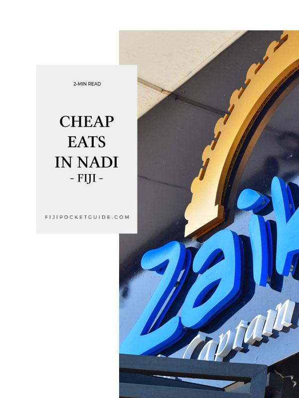 Top Cheap Eats in Nadi