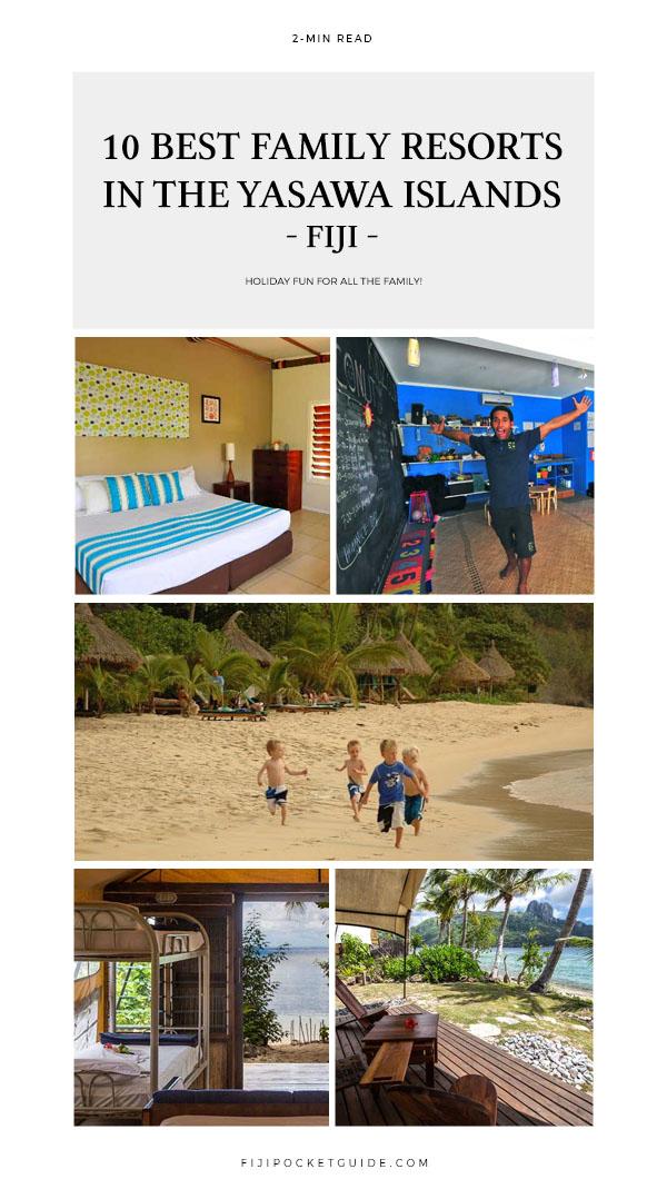 10 Best Family Resorts in the Yasawa Islands