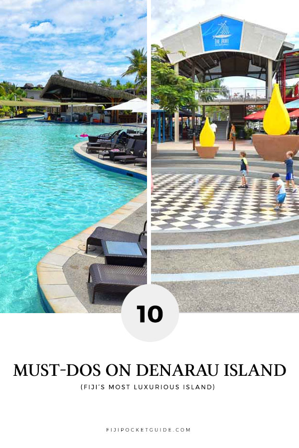 10 Must-Dos on Denarau Island