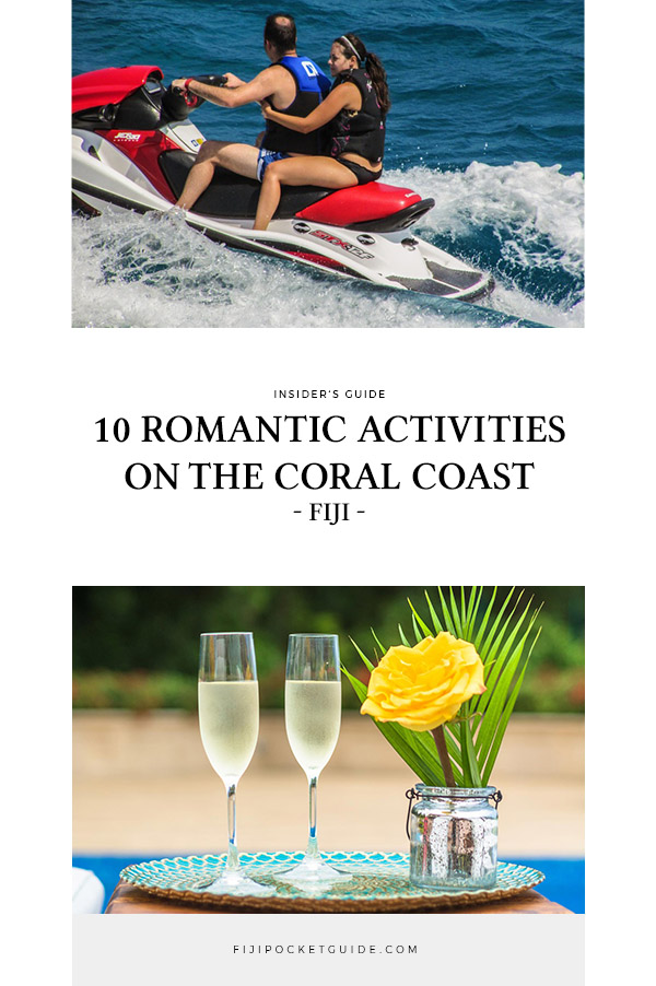 10 Romantic Activities on the Coral Coast for Couples