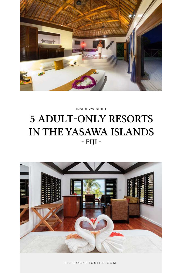 5 Best Adult-Only Resorts in the Yasawa Islands