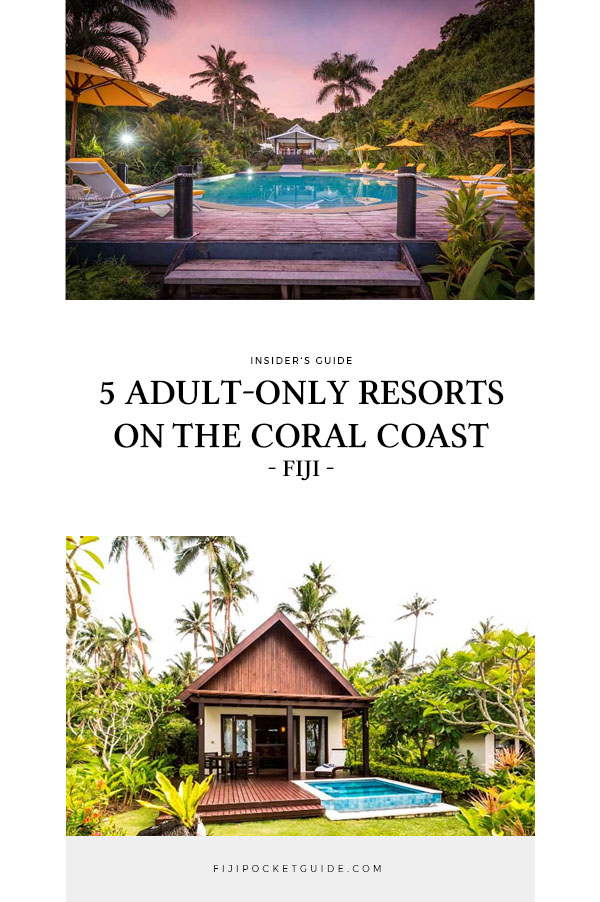 6 Best Adult-Only Resorts on the Coral Coast