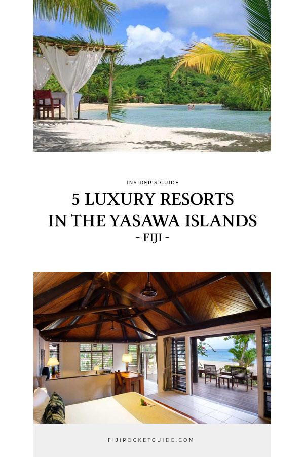 5 Best Luxury Resorts in the Yasawa Islands