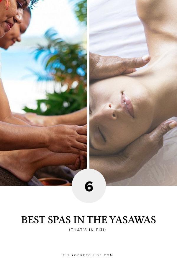 6 Best Spas in the Yasawa Islands