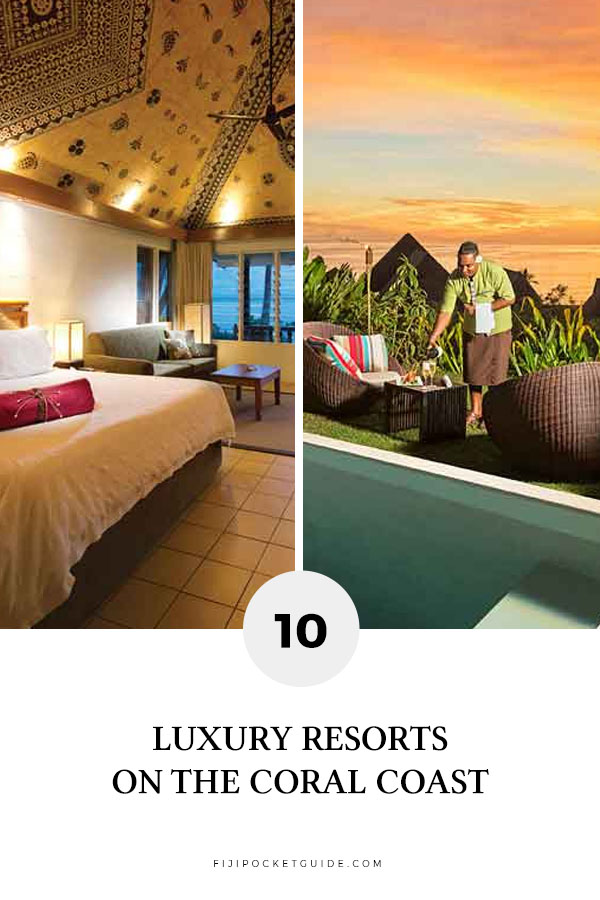 6 Best Luxury Resorts on the Coral Coast