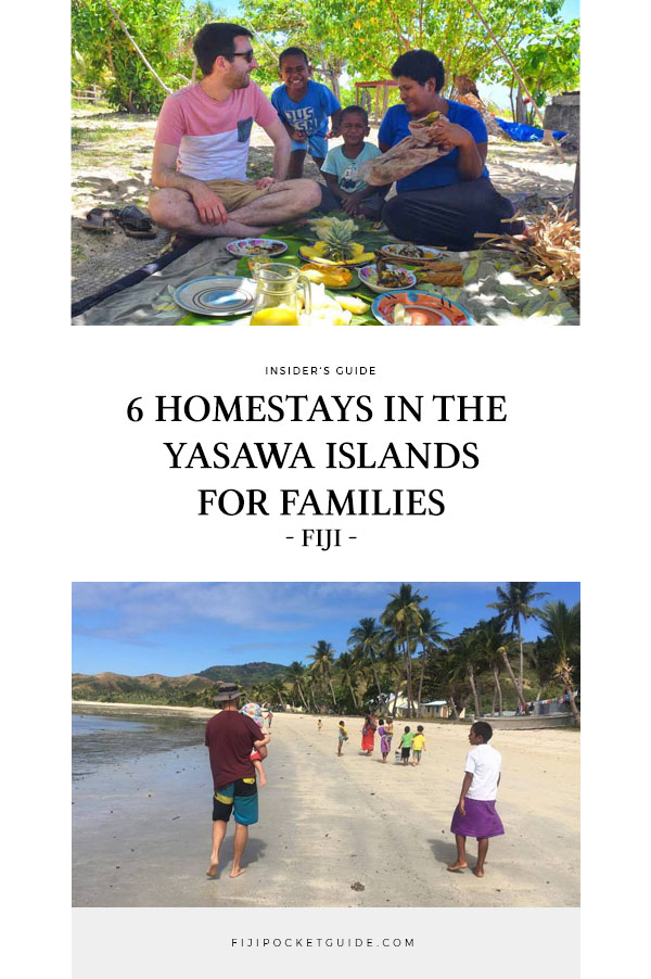 6 Best Family-Friendly Homestays in the Yasawa Islands
