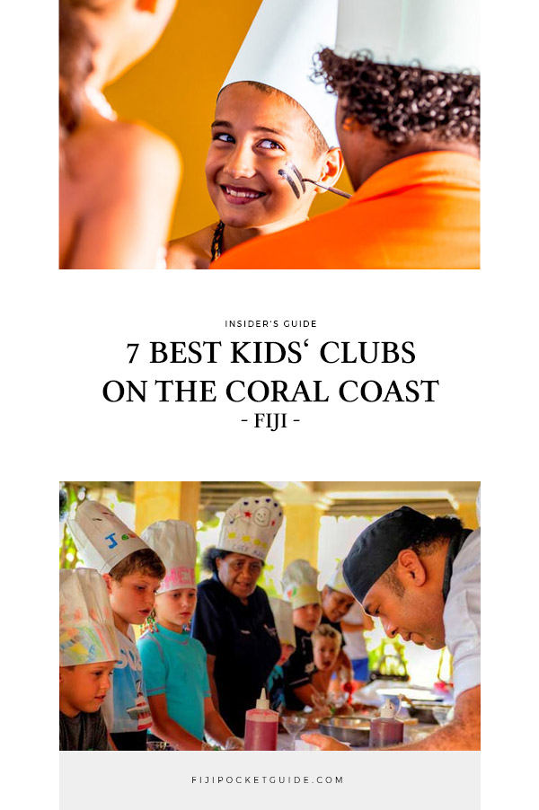 7 Best Kids' Clubs on the Coral Coast
