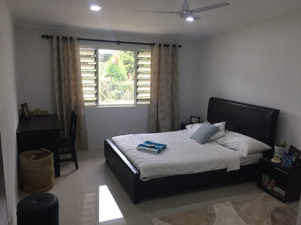 homestays pacific harbour