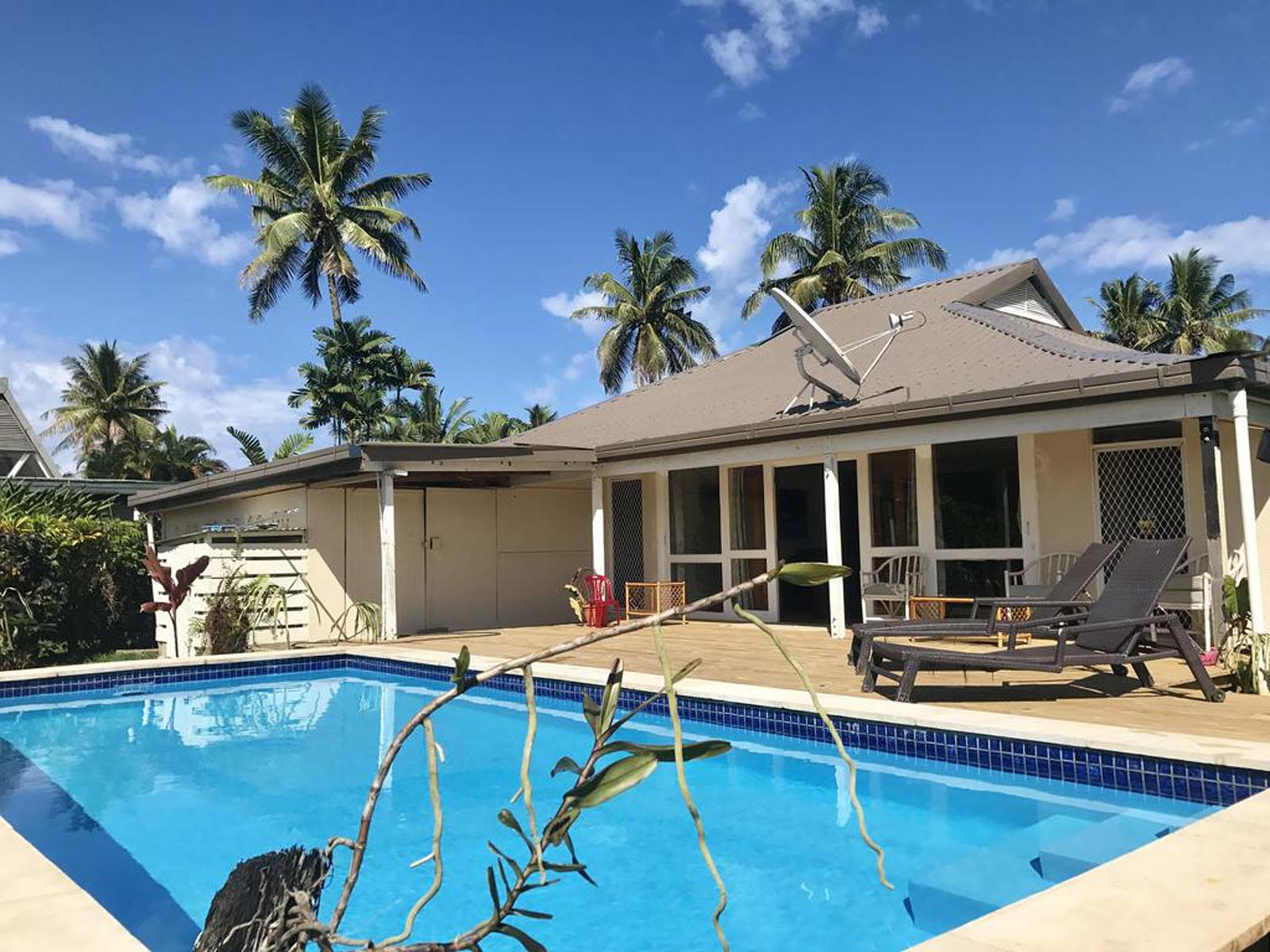 5 Best Holiday Homes on the Pacific Harbour
