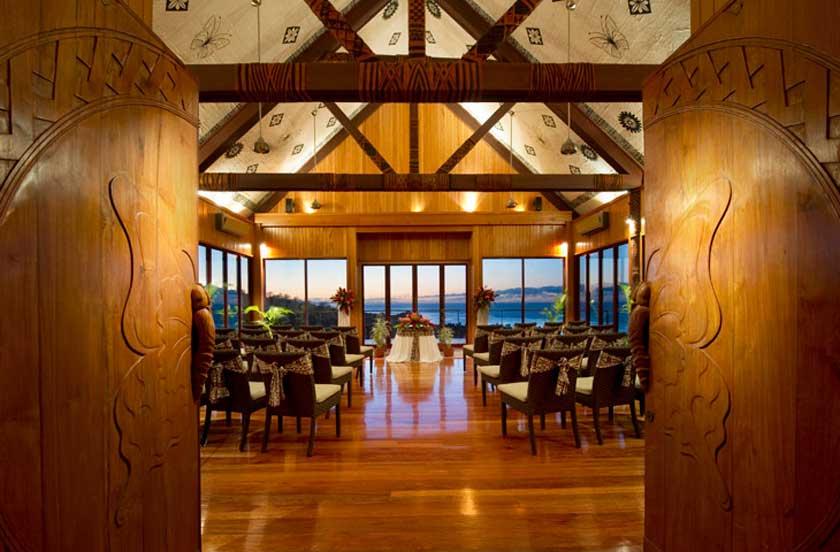 wedding venues on the coral coast