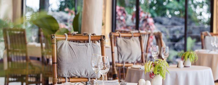 fine dining restaurant coral coast