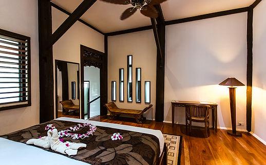 luxury accommodation coral coast