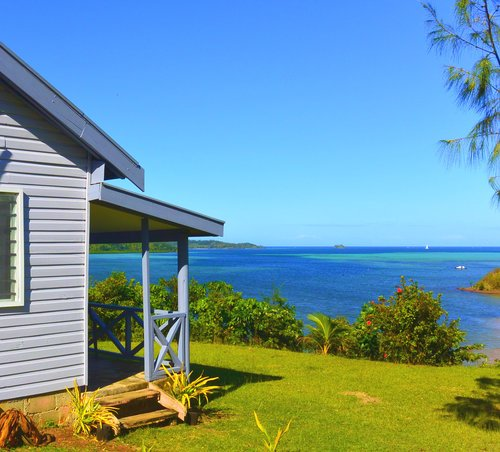 family resorts in the yasawa islands