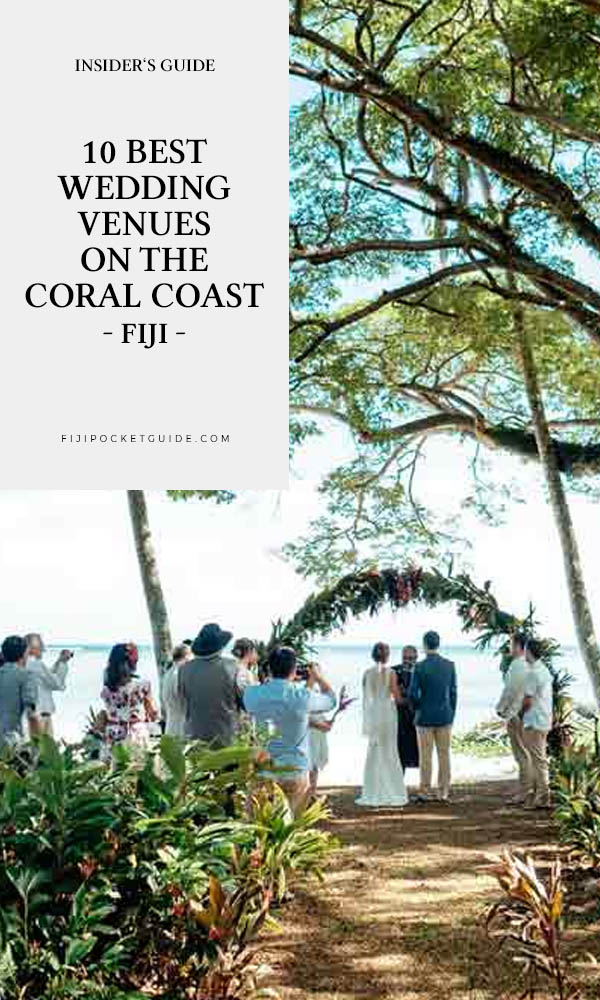 10 Best Wedding Venues on the Coral Coast