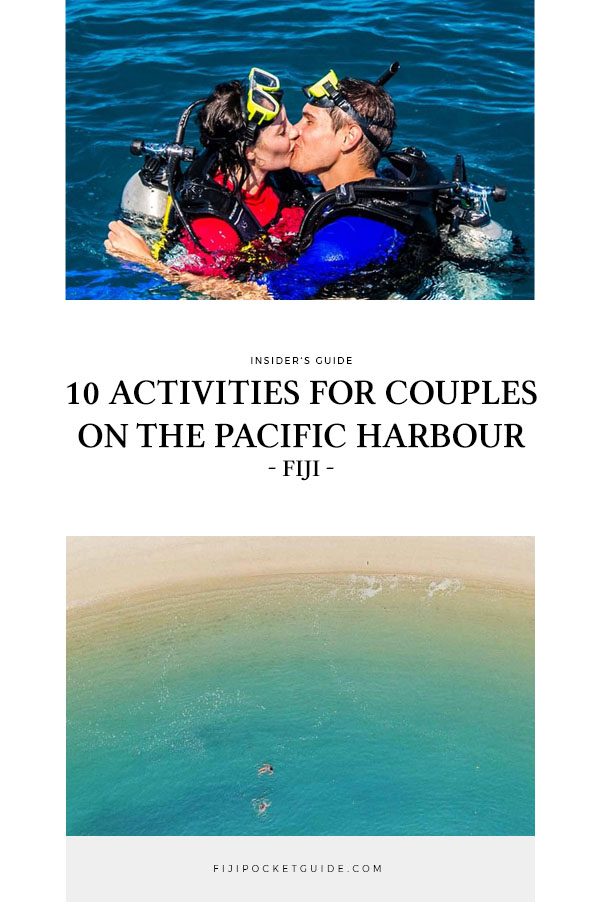10 Romantic Activities on the Pacific Harbour for Couples
