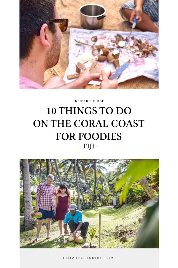 10 Things to Do on the Coral Coast for Foodies
