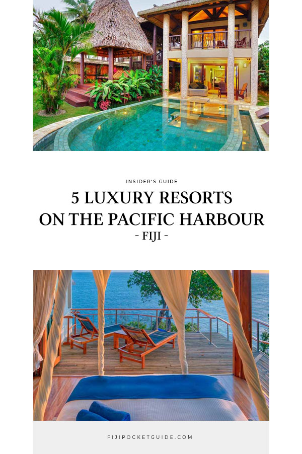5 Best Luxury Resorts on the Pacific Harbour & Beqa