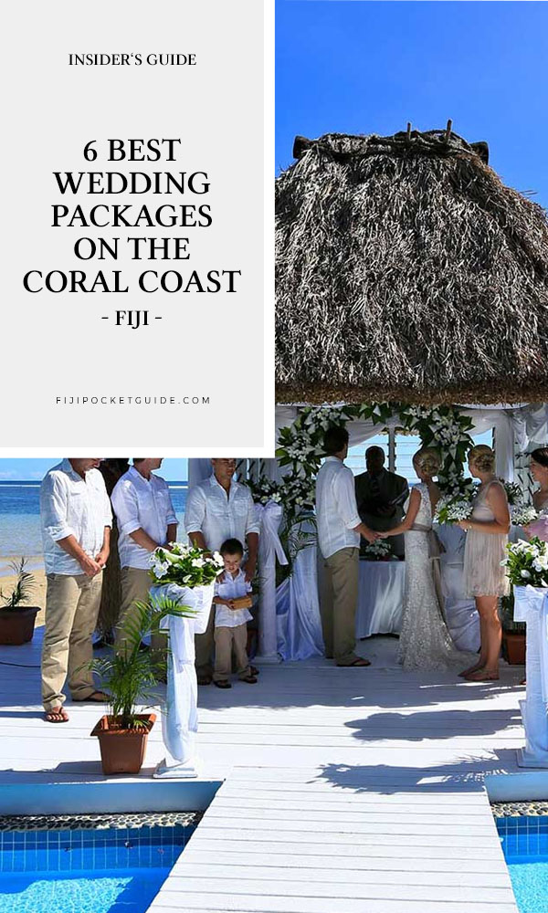 6 Wedding Packages on the Coral Coast