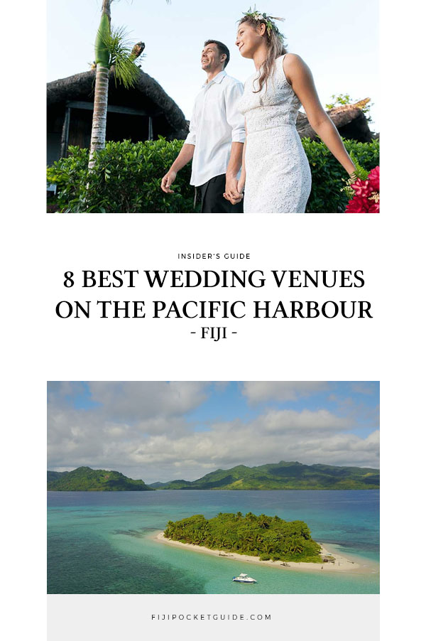 8 Best Wedding Venues on the Pacific Harbour & Beqa
