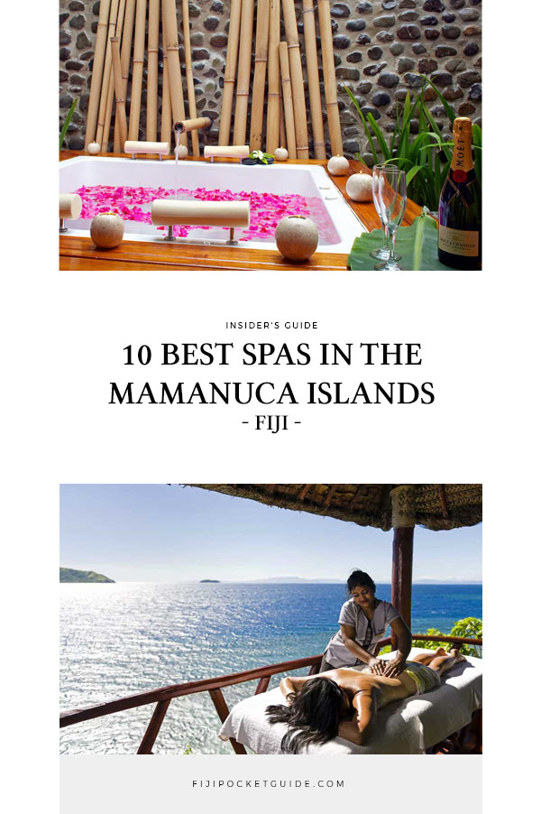 10 Best Spas in the Mamanuca Islands