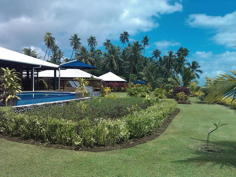 family accommodation taveuni