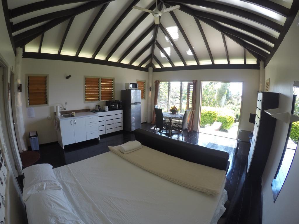 accommodation on vanua levu for foodies
