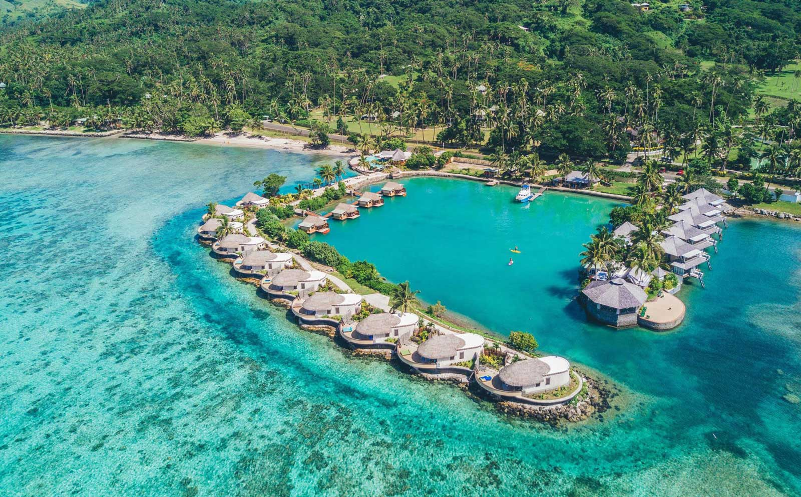 10 Best Resorts on Vanua Levu
