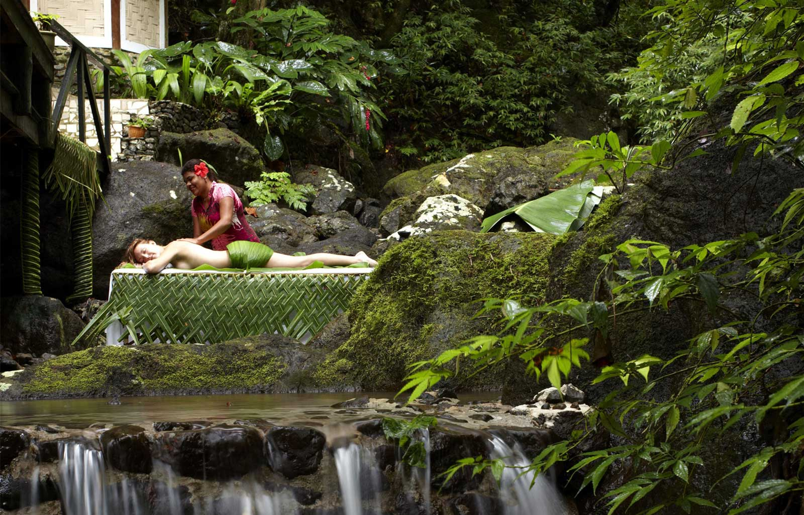 7 Best Spas on Vanua Levu