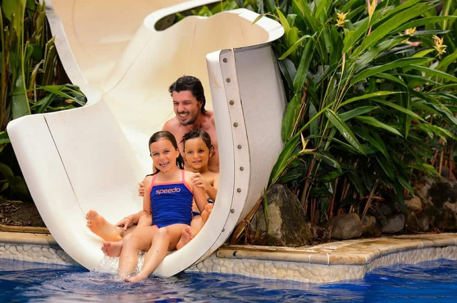 family resorts on vanua levu