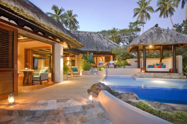 luxury resorts vanua levu