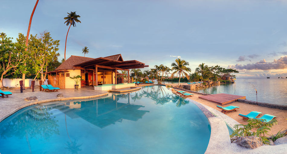 adult only resorts on vanua levu
