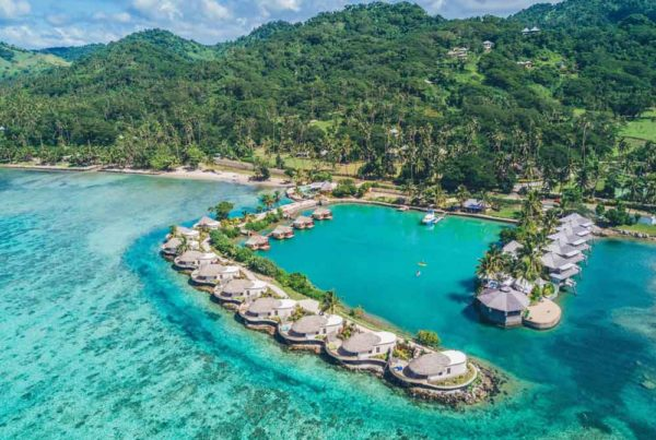 best-resorts-on-vanua-levu