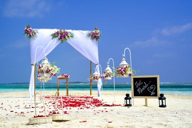 wedding honeymoon suncoast fiji
