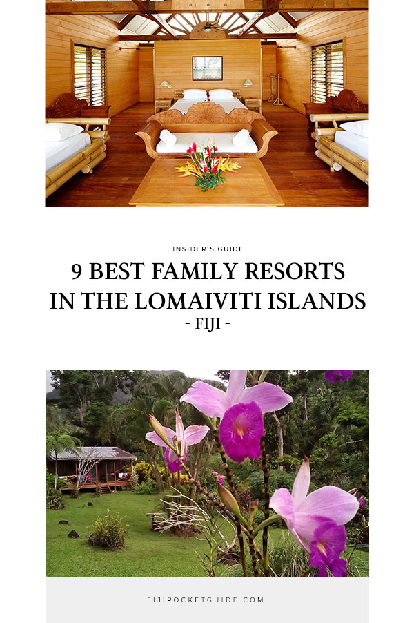 9 Best Family Resorts in the Lomaiviti Islands