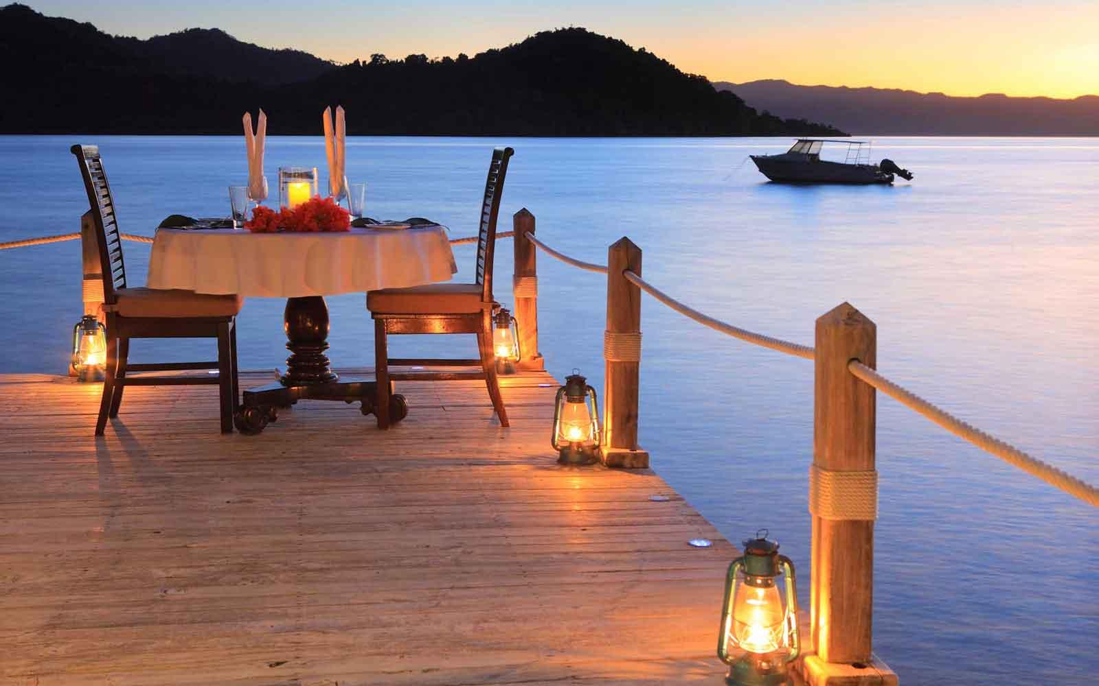 © Matangi Private Island Resort