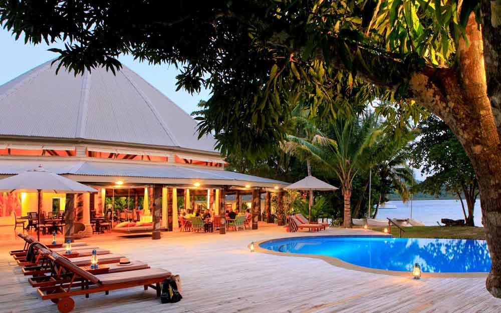 -resorts restaurants taveuni