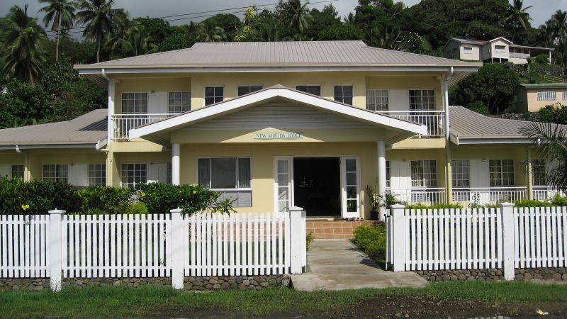 budget accommodation in the lomaiviti islands