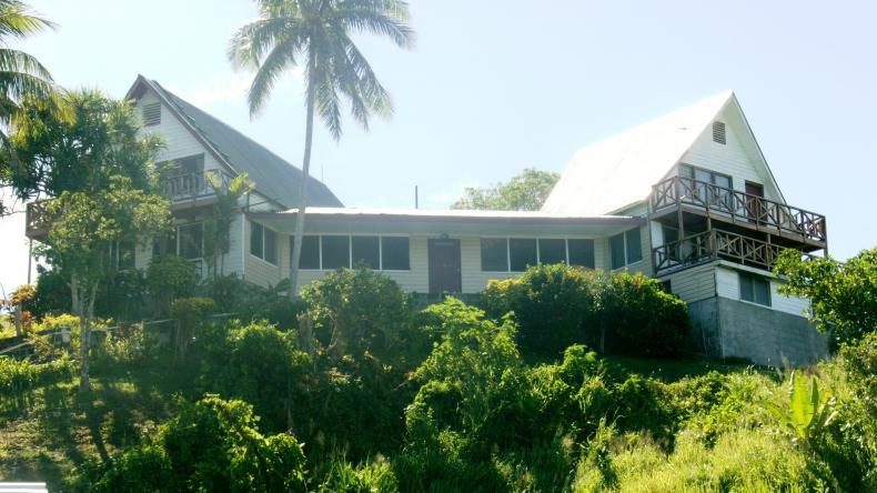 budget accommodation ovalau