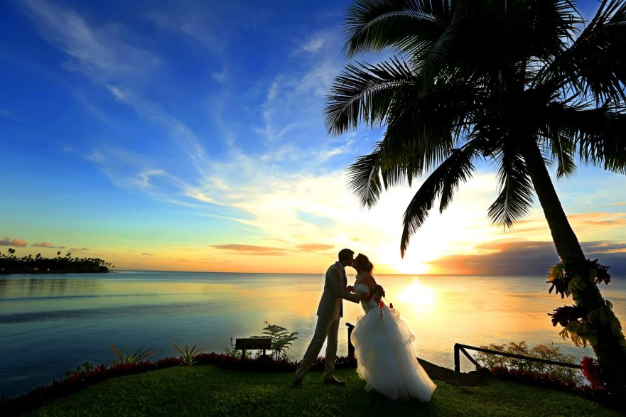 taveuni wedding package