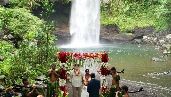 wedding venues taveuni