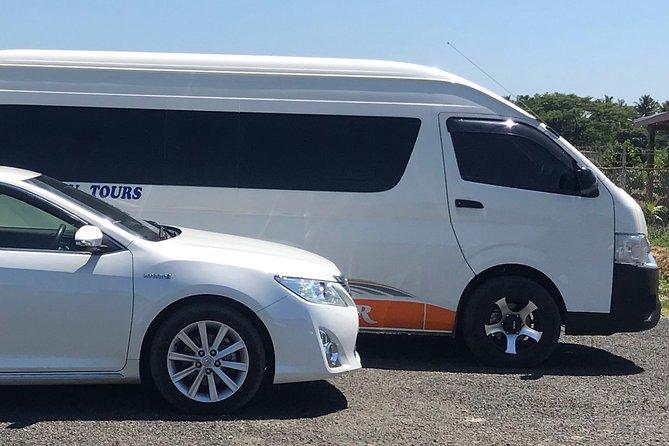 cheapest airport transfers in Fiji Credit Xplore Fiji Tours & Transfers
