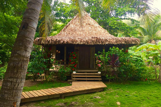family resorts on kadavu Credit Oneta Resort