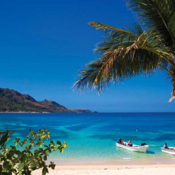 Fiji Luxury Itinerary: 7 Days (Sand & Sea)