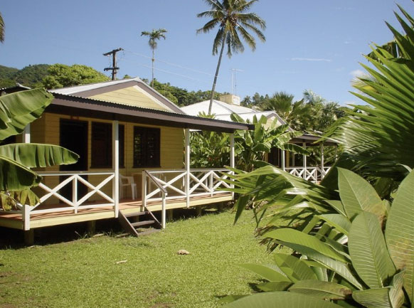 ovalau wedding honeymoon hotels