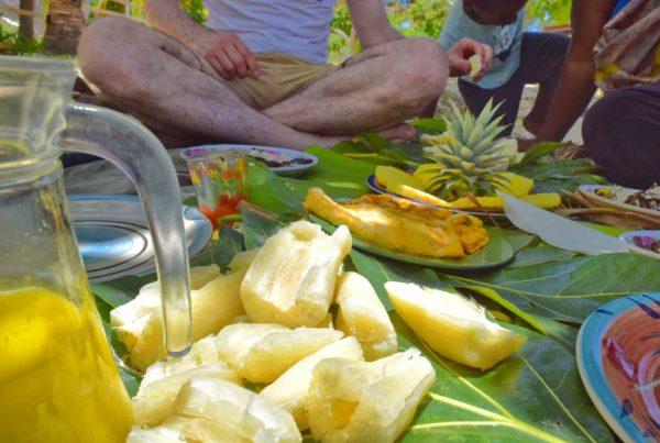 restaurants on taveuni