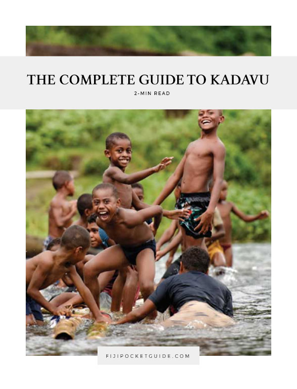 The Complete Guide to Kadavu