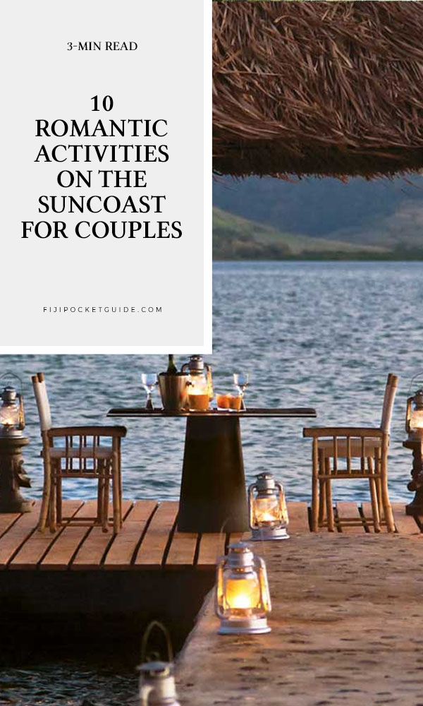10 Romantic Activities on the Suncoast for Couples