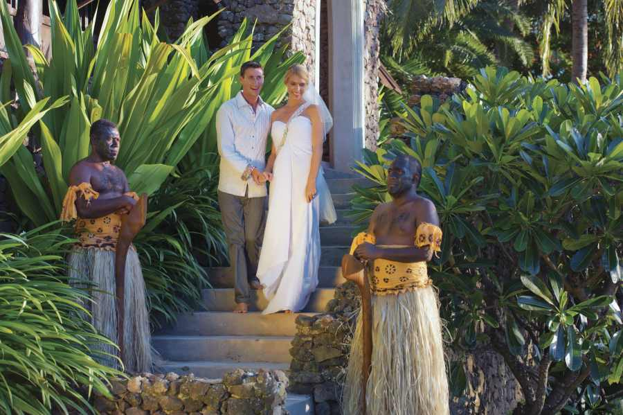 How to organise your wedding in Fiji